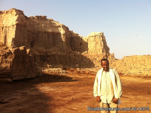 Discover Danakil Depression by a professional tour Operator - Action Tours Ethiopia