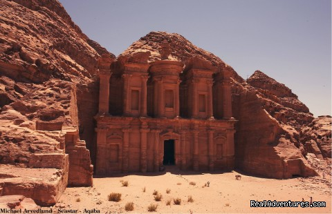 Petra - The Monastery (#1 of 14) - Discover Jordan