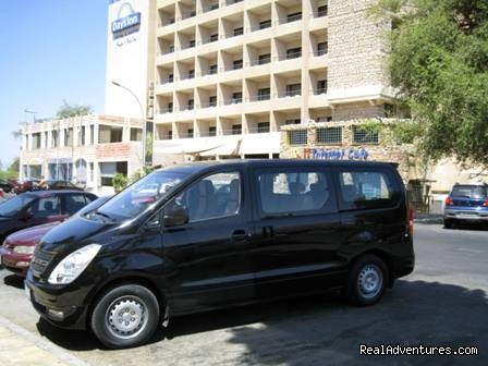 Mini Vans for group to 7 pax - Discover Jordan