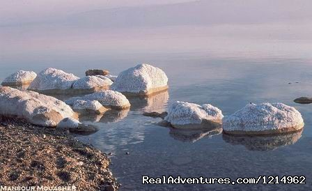 teh Beauty of the dead sea  - Discover Jordan