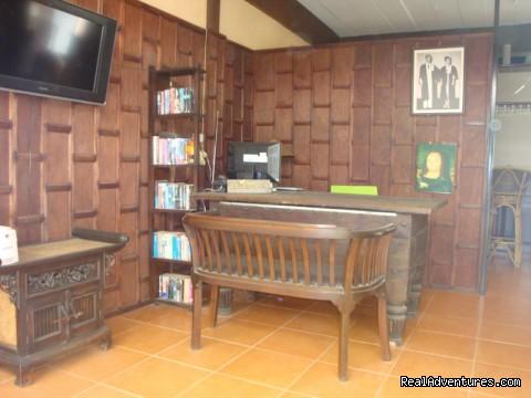 Reception - JaYa dormitory