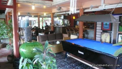 pool - JaYa dormitory