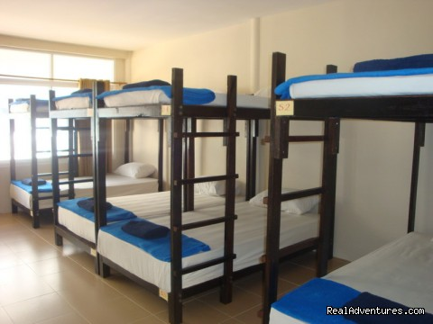 Room & Beds - JaYa dormitory