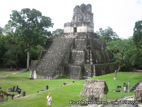 Tikal Experience - Central America Explorer with MARVELUS TRAVEL