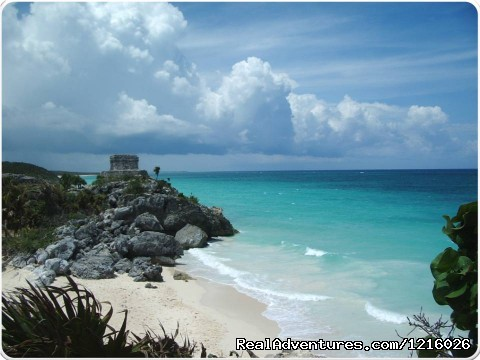 Tulum Cancun - Central America Explorer with MARVELUS TRAVEL
