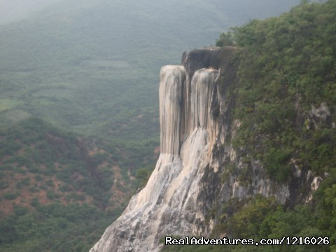 Hierve el Agua (#12 of 16) - Central America Explorer with MARVELUS TRAVEL