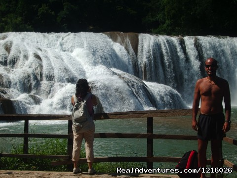 Agua Azul - Central America Explorer with MARVELUS TRAVEL