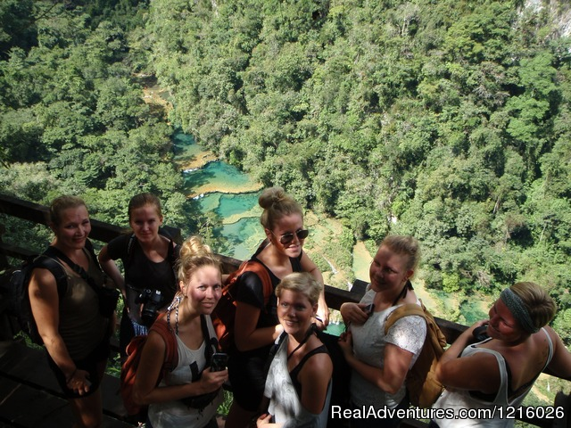 Semuc Champey - Central America Explorer with MARVELUS TRAVEL