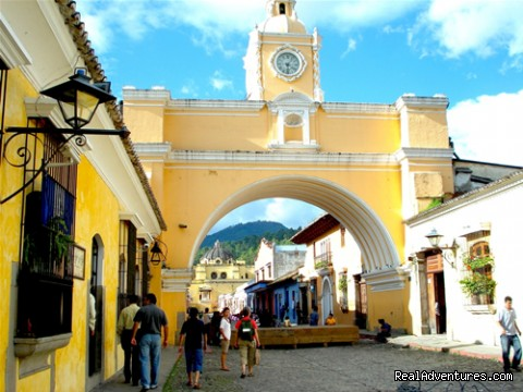 Full Adventure Antigua - Guatemala Mayan Explorer - Marvelus Travel