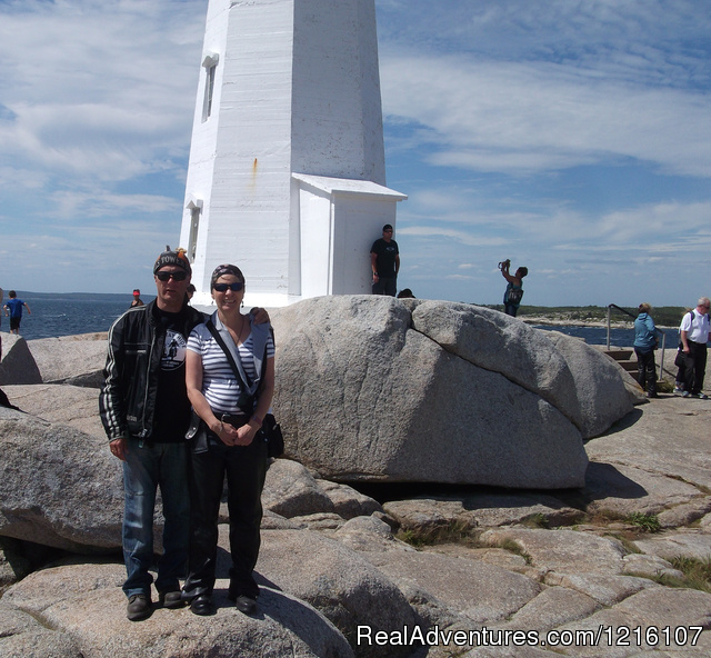 Peggys Cove - J.K.Walker Motorcycle & Tent Trailer Rentals