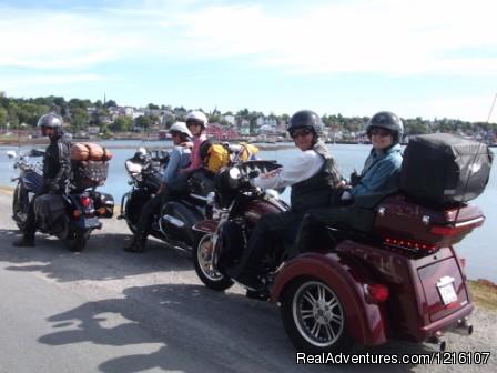 J K Walker Motorcycle Rentals Hubbards Nova Scotia