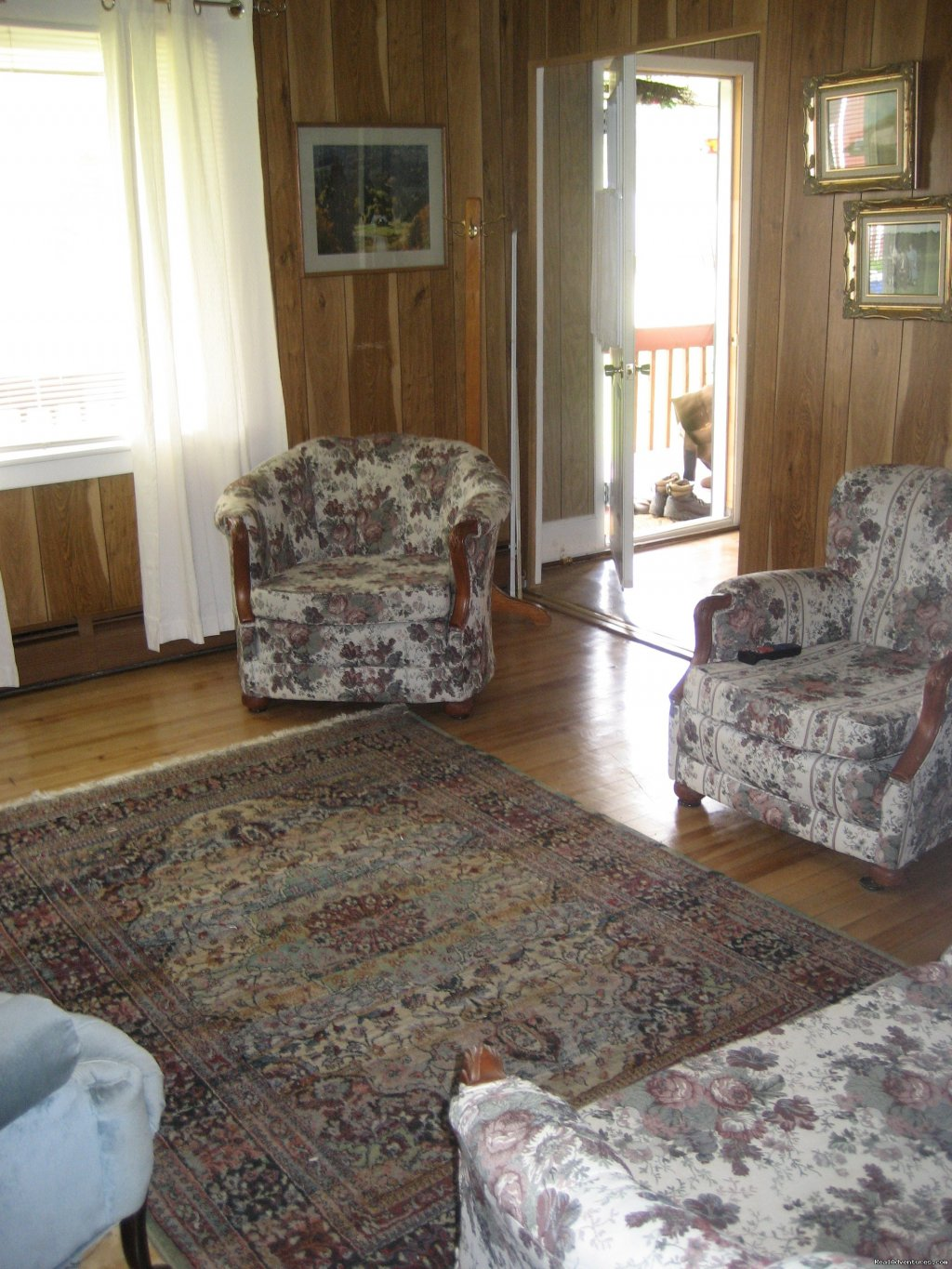 Living Room | Image #4/21 | Farmhouse Vacation Rental in Cape Breton