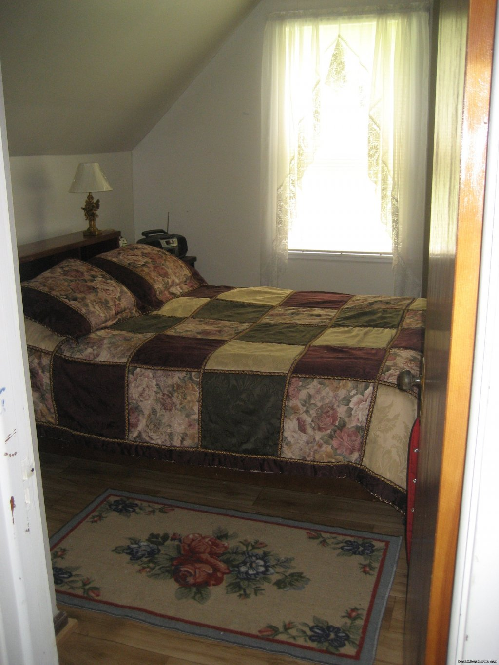 Upstairs bedroom 2 | Image #12/21 | Farmhouse Vacation Rental in Cape Breton
