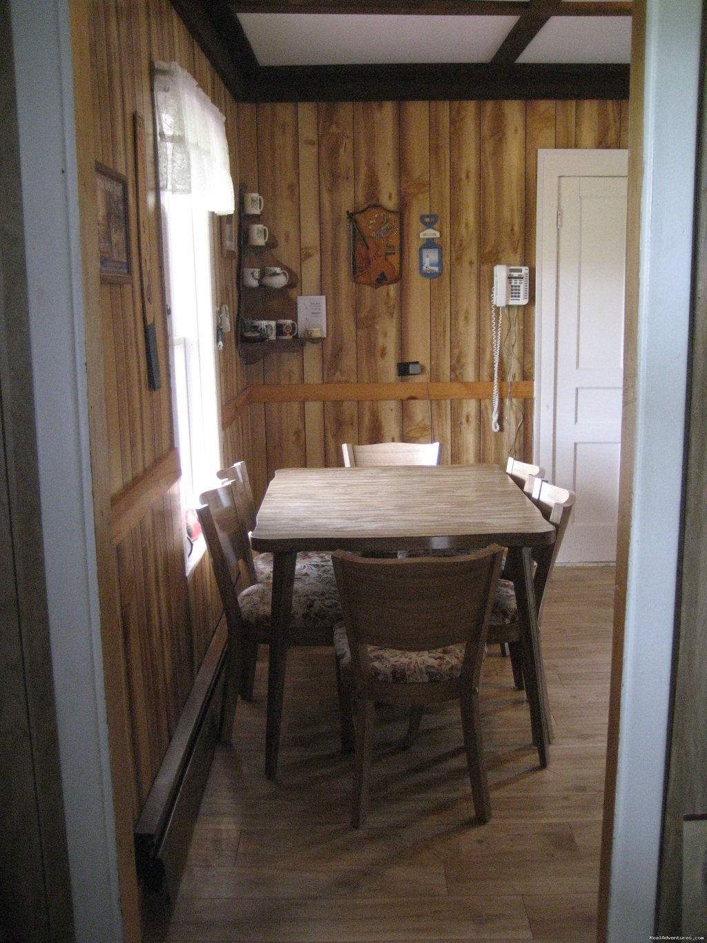Other View Of Kitchen | Image #16/21 | Farmhouse Vacation Rental in Cape Breton