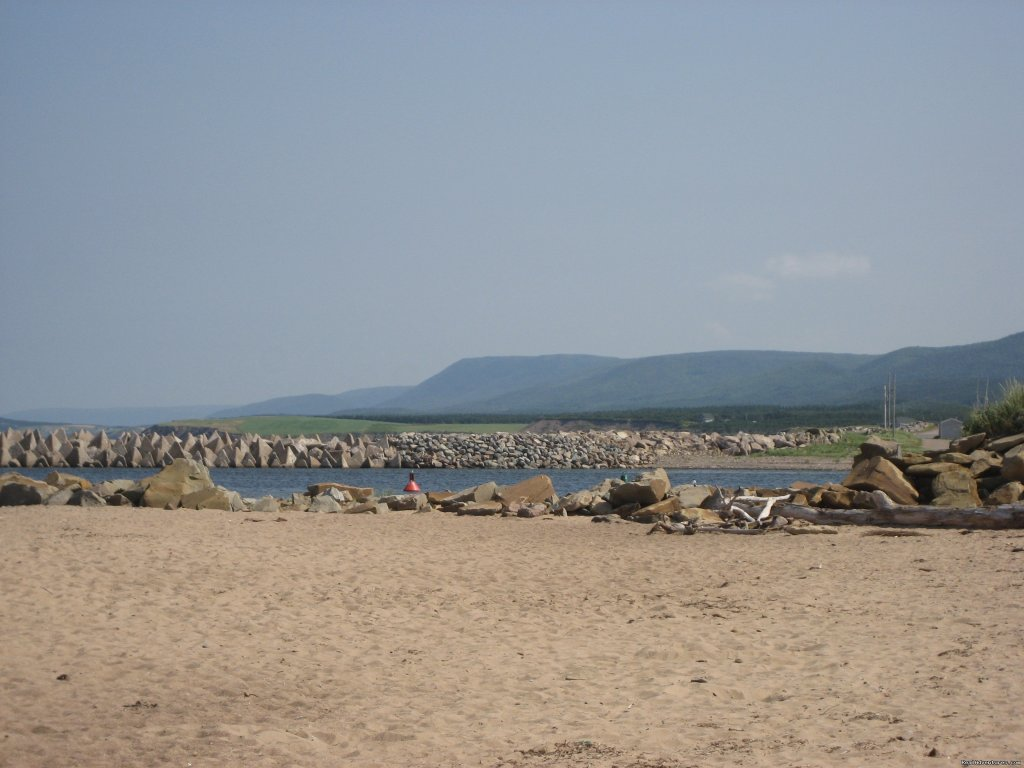 Sandy beach East Margaree | Image #21/21 | Farmhouse Vacation Rental in Cape Breton