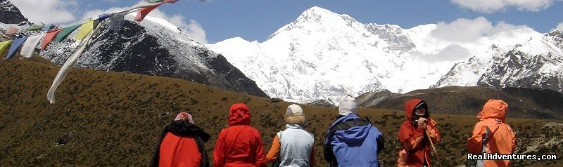 The most popular trekking areas are the Annapurna and the Mt Everest regions. These two areas receive almost 80 % of the total trekkers. Then comes the Langtang region. The Upper Mustang , Dolpo and Manaslu are exotic trekking areas to see preserved