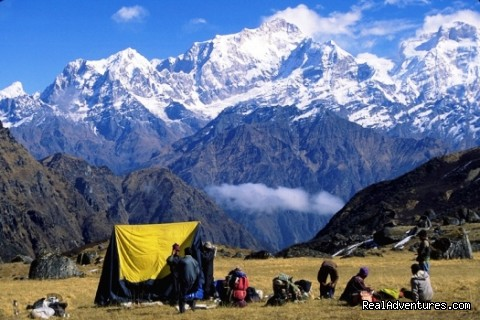 - Annapurna Trekking