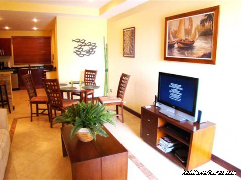 Luxury Romantic Beach Apartment in Playa Langosta: