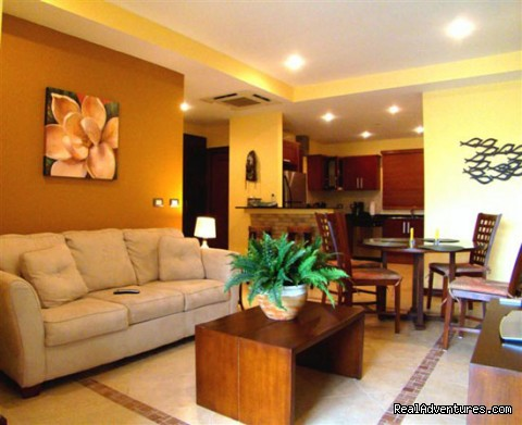 - Luxury Romantic Beach Apartment in Playa Langosta