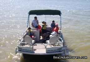 Image #1 of 3 - Lake Lewisville Boat Rentals