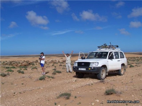 Image #1 of 3 - Bestofsahara tour and transport