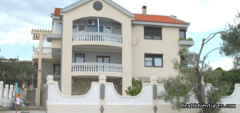 Sars apartments Ulcinj