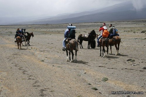 Image #4/9 | High Altitude Horseback Riding
