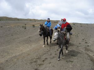 High Altitude Horseback Riding Riobamba, Ecuador Horseback Riding