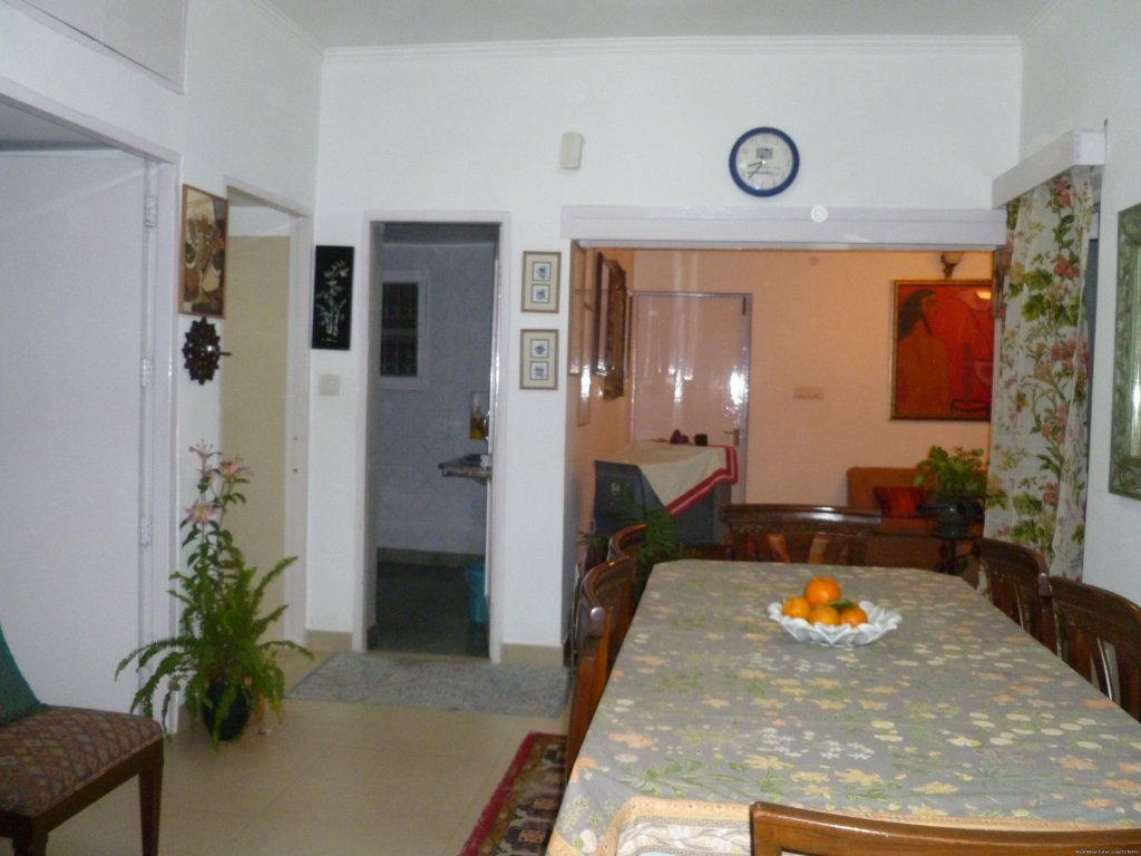 Image #3/10 | A great Home stay in New Delhi at Mayas Nest A B&B