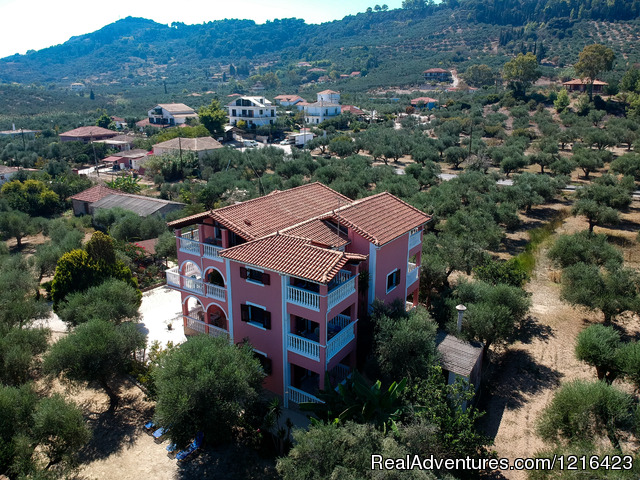 Front view (#3 of 26) - Zakynthos Holidays/Arazzo Villa rental