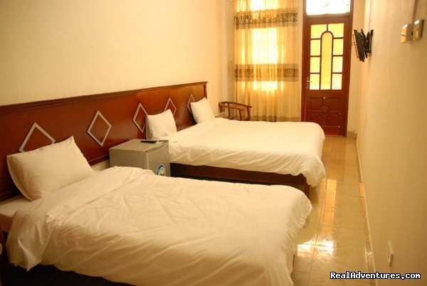 Hanoi Family Hostel beside Hoan Kiem lake