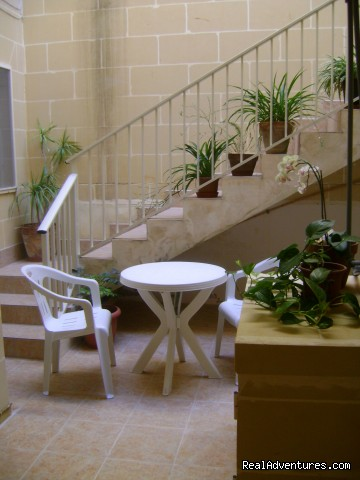 Indoor Garden - Relaxing getaway at Tat-Torri B&B in Xaghra Gozo