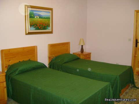 Tulip Bedroom - Relaxing getaway at Tat-Torri B&B in Xaghra Gozo