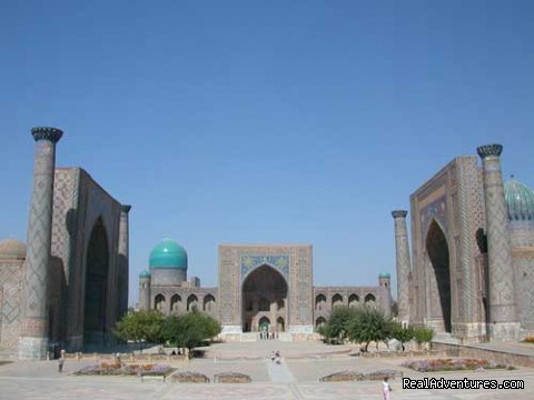 Group and individual tour programs in Uzbekistan: