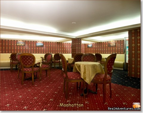 - Manhattan Hotel & Restaurant