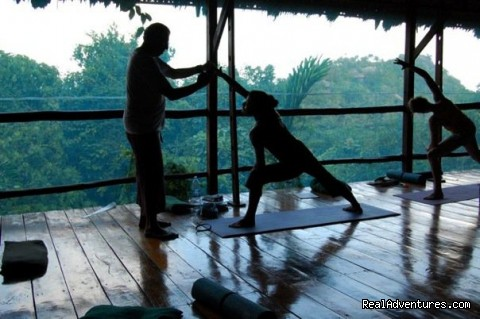 - All Yoga teacher trainings now in Thailand