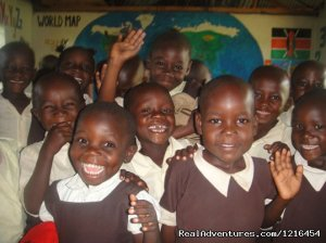 Kenya Voluntary and Community Development Project Nairobi, Kenya Volunteer Vacations