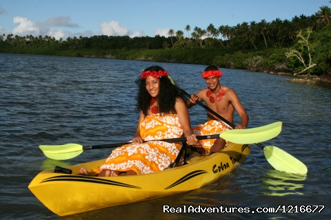 Fatai Kayak Adventures