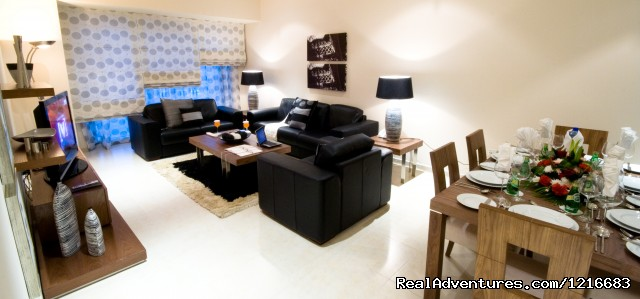 2 Bedroom Apt Fullyfurnished in Dubai Marina
