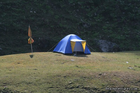 Camping the Himalayas (#7 of 20) - Wildlife Safaries & Adventure Sports In South Asia