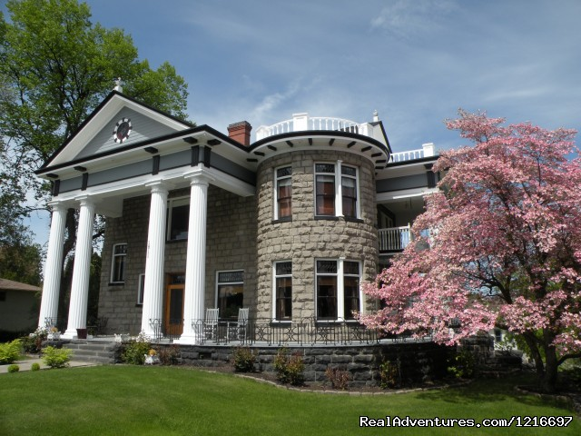 Historic Rosedell Bed & Breakfast Bed & Breakfasts Yakima, Washington