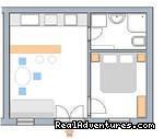 Image #6 of 6 - Studio Apartment Old Town Simovic