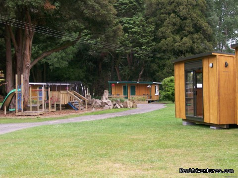 - Situated in the beautiful, rugged Ruapehu District