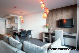lounge area (#3 of 17) - Celestion Waldorf Apartments hotel Auckland