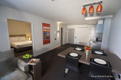 fully furnished hotel apartments - Celestion Waldorf Apartments hotel Auckland
