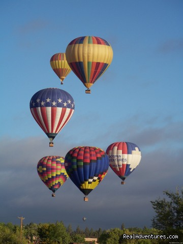Image #4 of 14 - Scenic Hot Air Balloon Rides in Albuquerque