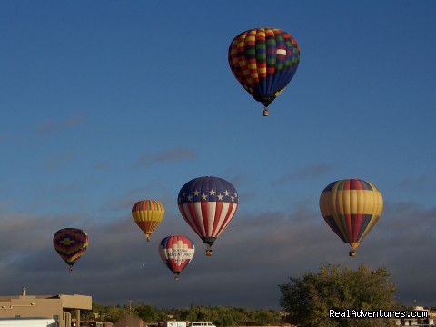 Image #5 of 14 - Scenic Hot Air Balloon Rides in Albuquerque