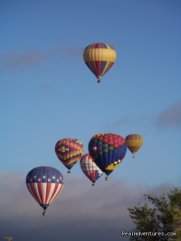 Image #6 of 14 - Scenic Hot Air Balloon Rides in Albuquerque