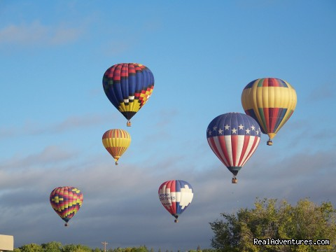 Image #7 of 14 - Scenic Hot Air Balloon Rides in Albuquerque