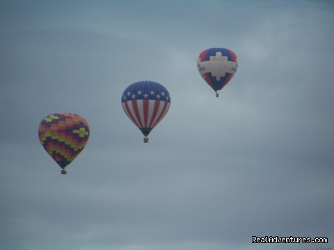 Image #9 of 14 - Scenic Hot Air Balloon Rides in Albuquerque